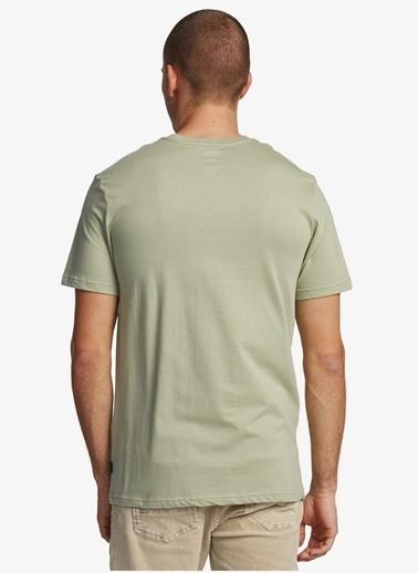 Quiksilver Tişört Yeşil